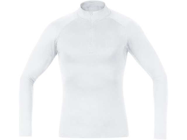 GORE WEAR Base Layer Thermo Turtle Neck Shirt Herre white